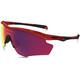 Oakley M2 Frame XL - Lunettes cyclisme - rouge/noir